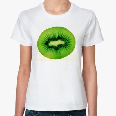 Классическая футболка Киви