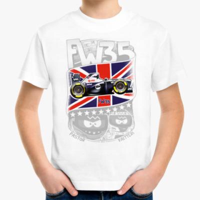 Детская футболка FW35