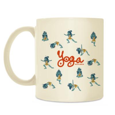 Кружка Shiva's yoga