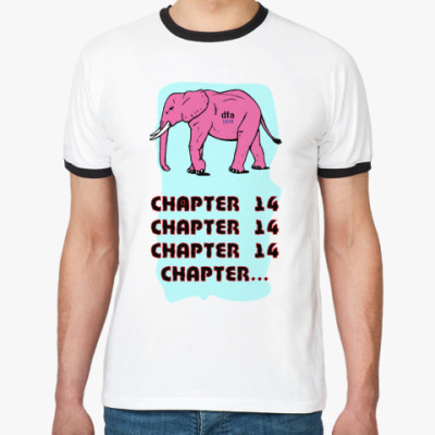 Футболка Ringer-T   CHAPTER 14