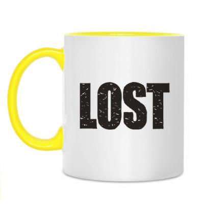 Кружка Lost
