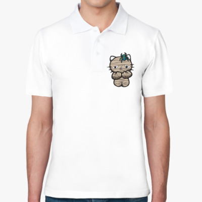 Рубашка поло Китти Мумия