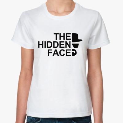 Классическая футболка Хайзенберг (Во все тяжкие)