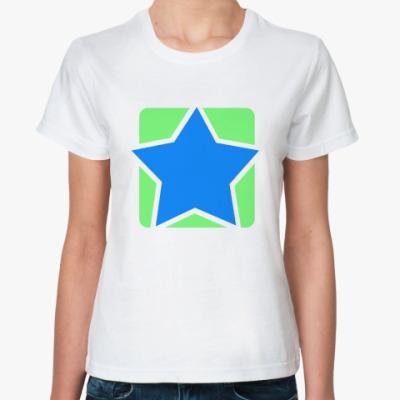 Классическая футболка BlueStar