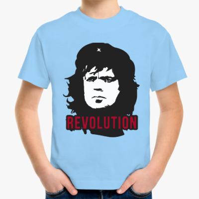 Детская футболка Тирион - Че Гевара