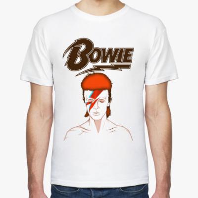 Футболка David Bowie