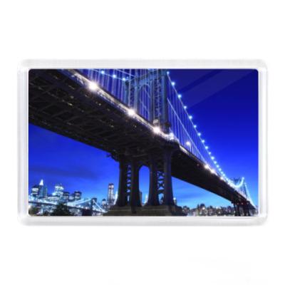 Магнит США, Бруклинский мост