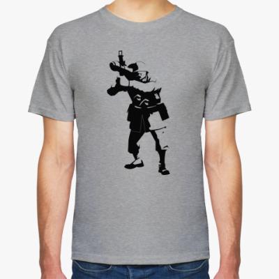 Футболка Soldier