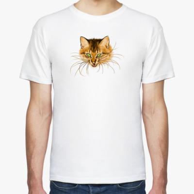 Футболка Бойцовый кот