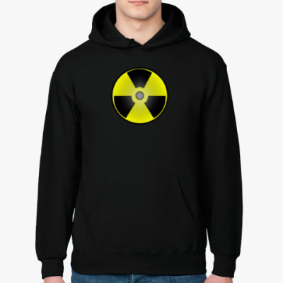 Толстовка худи Радиация постапокалипсис