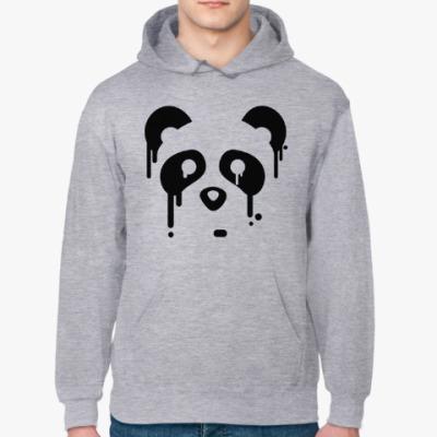 Толстовка худи Унылая панда