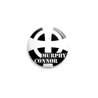 Значок 25мм  Connor/Murphy (SLA31)