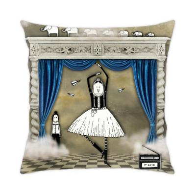 Подушка Ballet