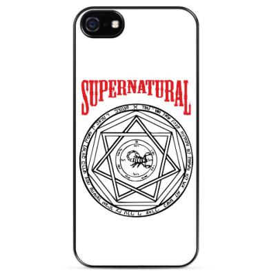 Чехол для iPhone Devil's Trap - Supernatural