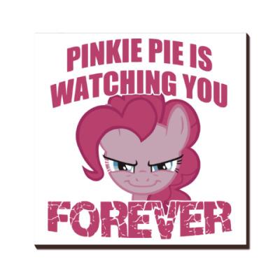 Пинки Пай наблюдает за тобой