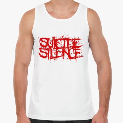 Майка  майка Suicide Silence