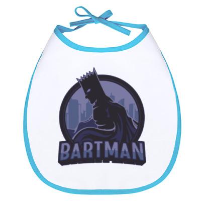 Слюнявчик Bartman