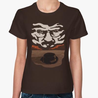 Женская футболка Mr. Walter