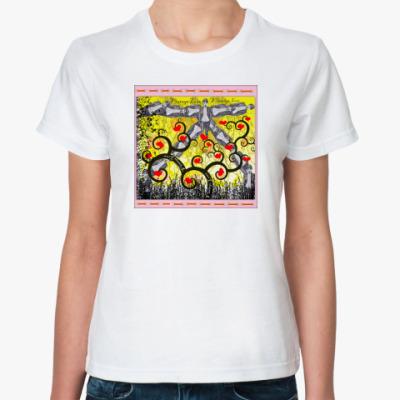 Классическая футболка Vintage Love