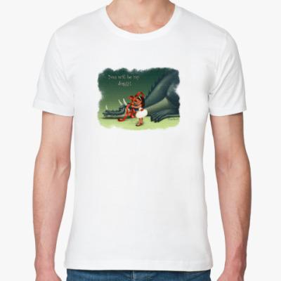 Футболка из органик-хлопка  'Doggy'