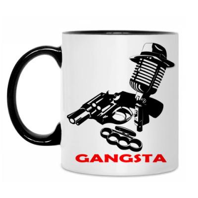 Кружка Rap Gangsta