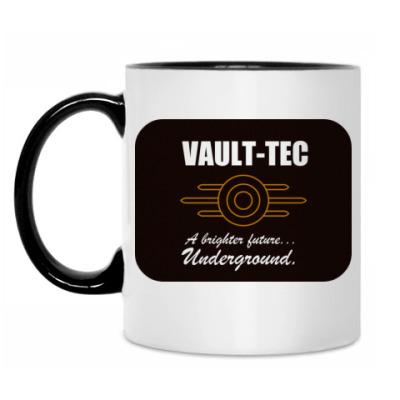 Кружка Vault-Tec with Vault-Boy