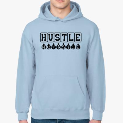 Толстовка худи Hustle