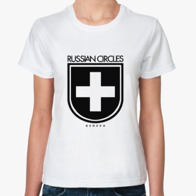 Классическая футболка Russian Circles