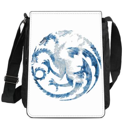 Сумка-планшет Khaleesi and Dragons