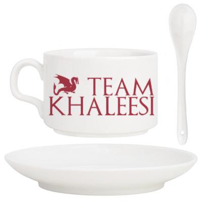 Кофейный набор Команда Кхалиси