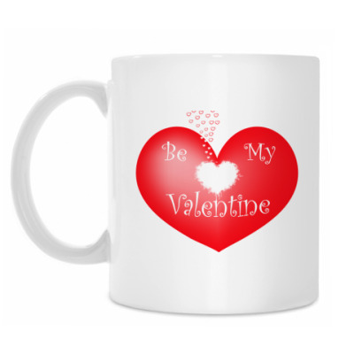 Кружка My Valentine