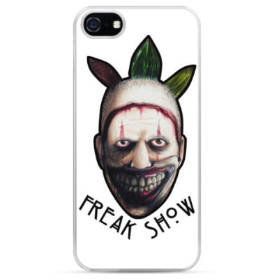 Чехол для iPhone Freakshow horror clown