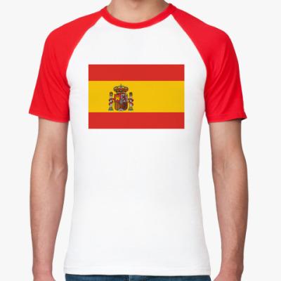 Футболка реглан   Испания