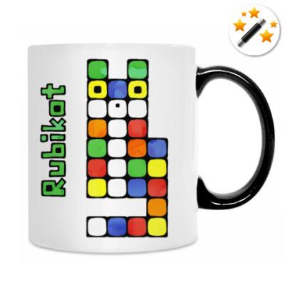 Кот как кубик Рубика