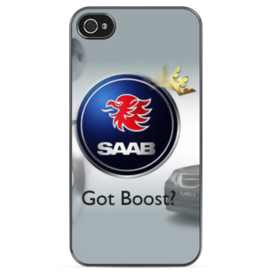 Чехол для iPhone Чехол для iPhone 4/4S SAAB