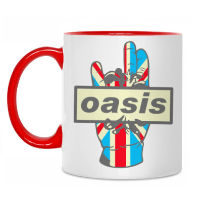 Кружка Oasis