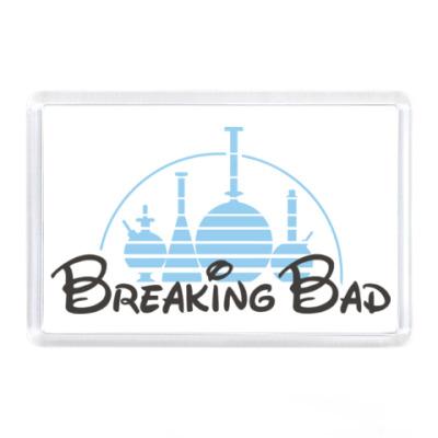 Магнит Breaking Bad Chemistry
