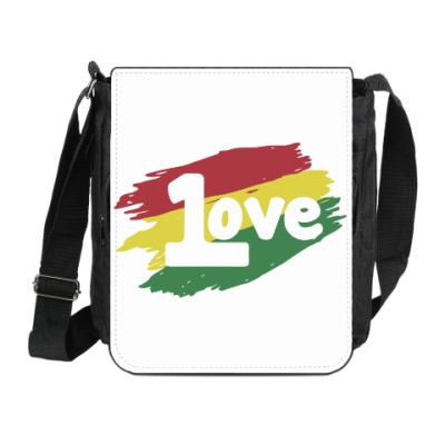 Сумка на плечо (мини-планшет) 1 Love