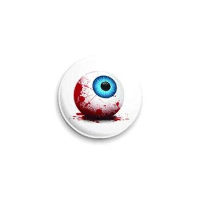 Значок 25мм  Bloody Eye