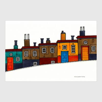 Постер Old Town Terrace