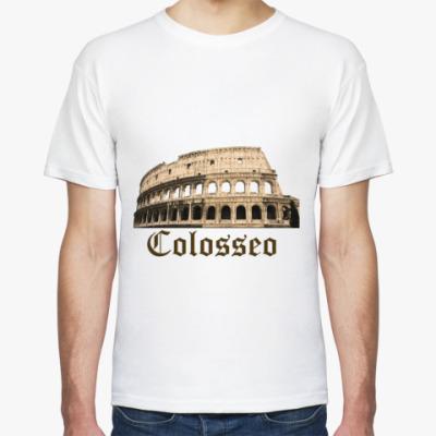 Футболка Колизей