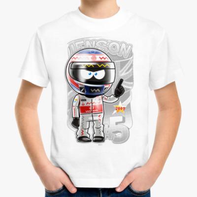Детская футболка Jenson № 5