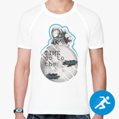 Спортивная футболка MARS