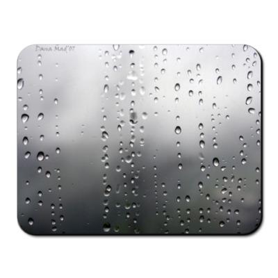 Коврик для мыши  Raindrops