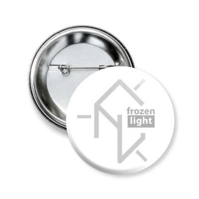 Значок 50мм альтернативный frozenlight