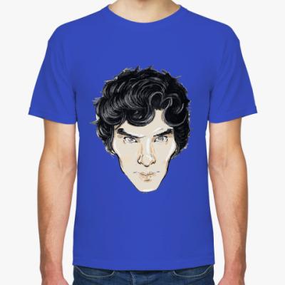 Футболка Шерлок BBC Sherlock