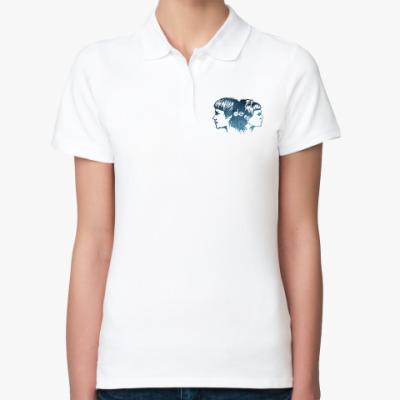 Женская рубашка поло The Dø