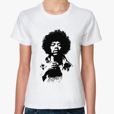 Классическая футболка Hendrix  fgr