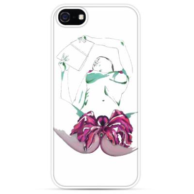 Чехол для iPhone эротический арт