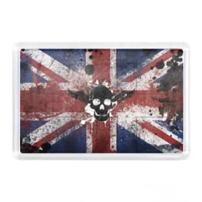 Магнит Британия, флаг